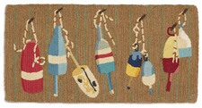 Buoys Hooked Accent Rug 2'x4'  966BUOY.jpg